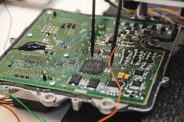 bộ vi xử lý ecu