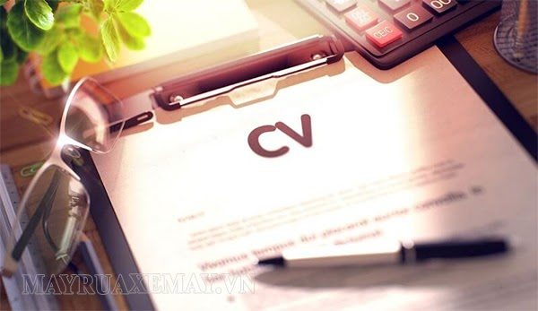 cách ghi trình độ học vấn trong CV