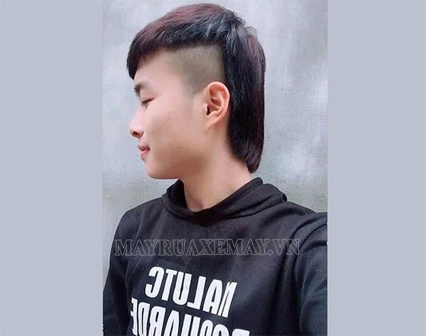 Kiểu tóc cắt moi Khá bảnh