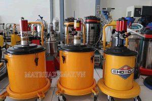 Đánh giá chi tiết máy bơm mỡ bằng khí nén Kocu có chất lượng không?