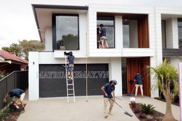 Hướng dẫn chi tiết các cách vệ sinh nhà mới xây dựng đúng nhất